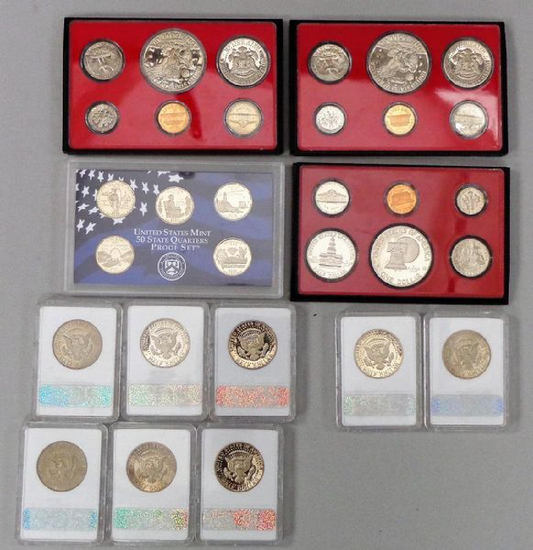 PROOF STATE QUARTERS, PROOF SETS - 2