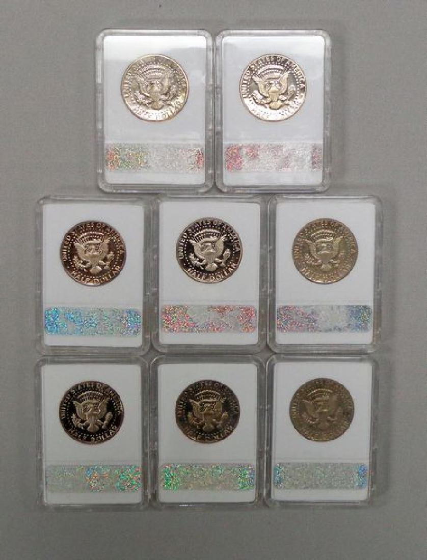 PROOF STATE QUARTERS, PROOF SETS - 4