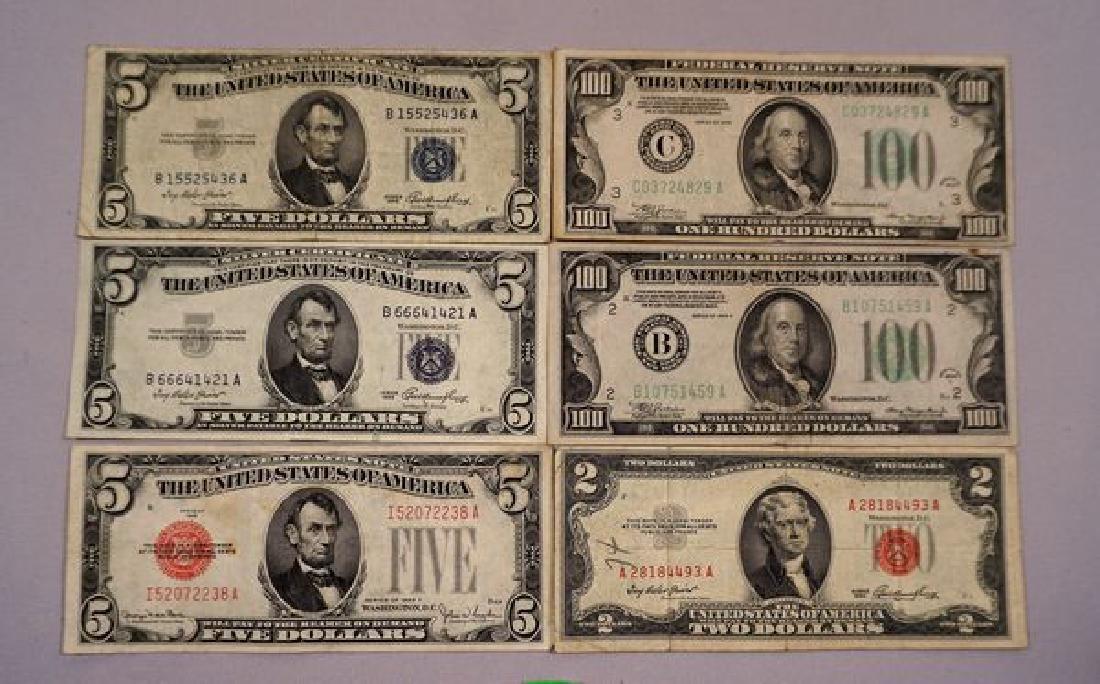 ESTATE LOT - $135. FACE VALUE PLUS: - 5
