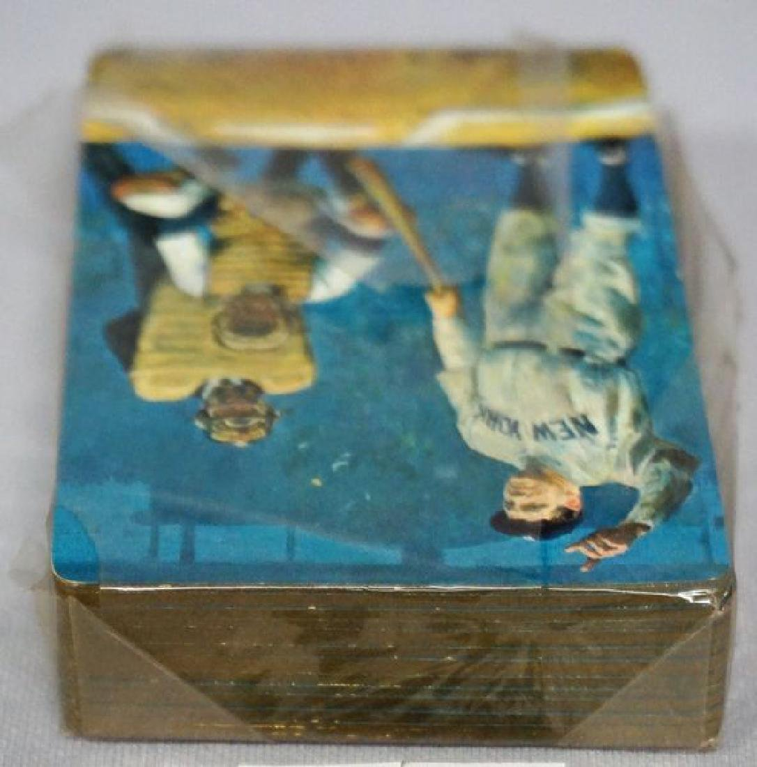 VINTAGE DECK OF PLAYING CARDS - 4
