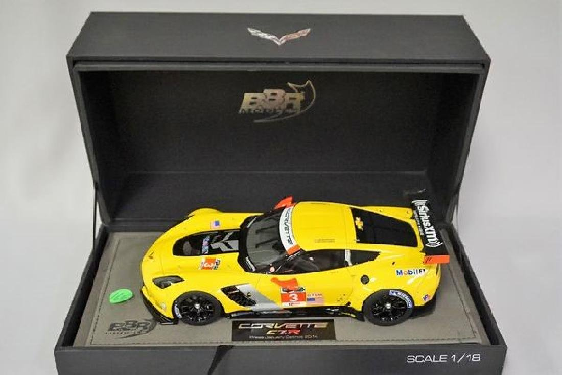 BBR MODELS (FROM ITALY) 1:18 SCALE DIE CAST