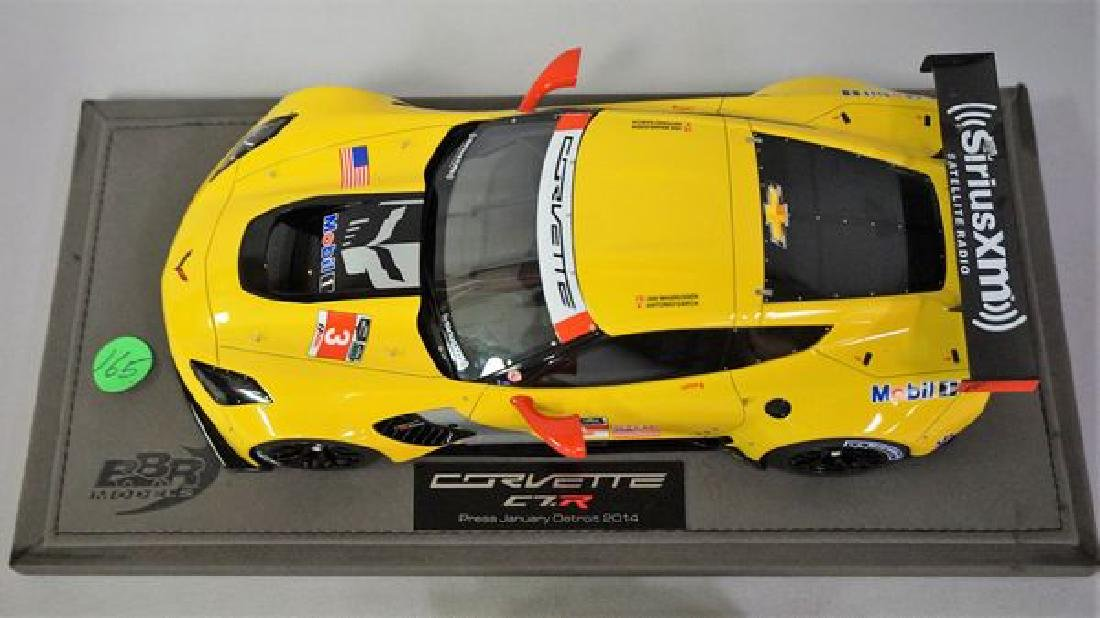 BBR MODELS (FROM ITALY) 1:18 SCALE DIE CAST - 2