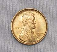 1909 S-VDB LINCOLN CENT: