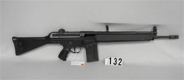 HECKLER & KOCH MODEL-HK91