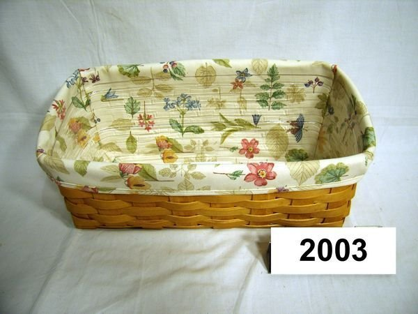 2003: Longaberger: 2006 VANITY COMBO