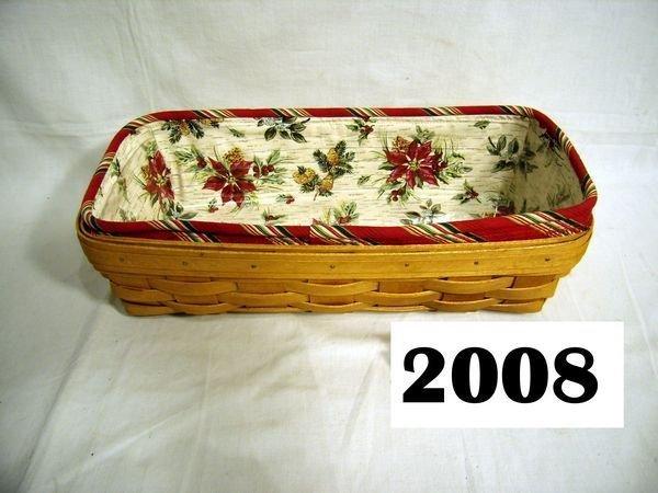 2008: Longaberger: 2006 BREAD COMBO