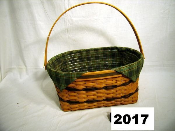 2017: Longaberger: TRADITIONS COLLECTION 1995 FAMILY CO