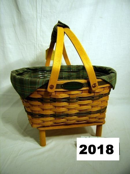 2018: Longaberger: TRADITIONS COLLECTION 1996 COMMUNITY