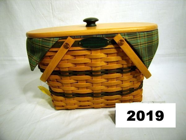 2019: Longaberger: TRADITIONS COLLECTION 1997 - FELLOWS