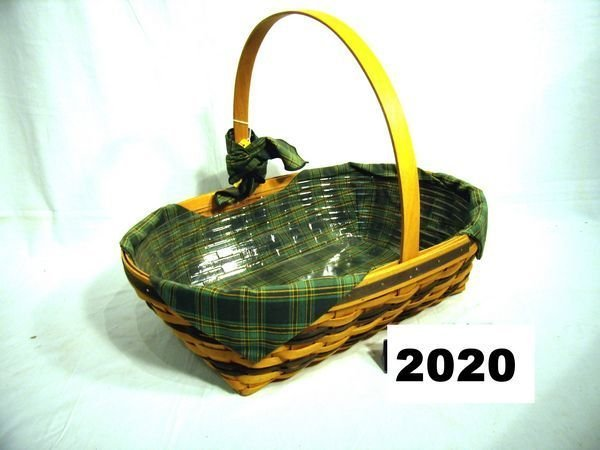 2020: Longaberger: TRADITIONS COLLECTION 1998 HOSPITALI