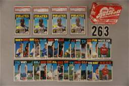 1986 TOPPS BB TRADED SERIES CARDS,
