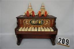 SCHOENHUT UPRIGHT PIANO