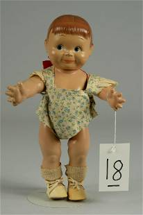 CAMEO GIGGLES DOLL 12 1/2 IN.