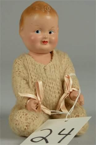 FREUNDLICH BABY SANDY COMPOSITION BABY DOLL