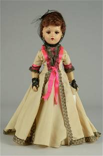 RARE M. ALEXANDER LADY WINDERMERE PORTRAIT DOLL, 20 IN: