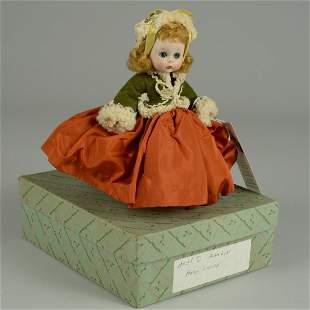 BOXED MADAME ALEXANDER ALEXANDER-KIN 'MARY LOUISE'