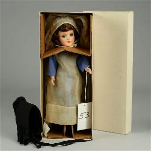 BOXED MARY HOYER AMISH GIRL 14 IN.