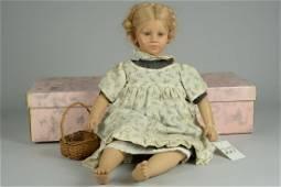 ANNETTE HIMSTEDT BAREFOOT CHILD - ELLEN 26 IN