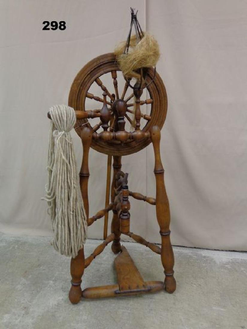 PRIMITIVE FLAX WHEEL