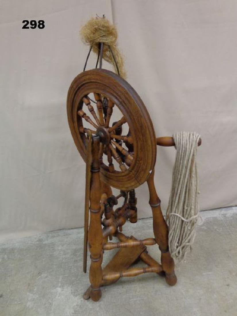 PRIMITIVE FLAX WHEEL - 2