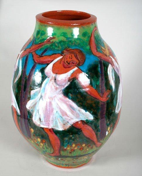 7: Francis McCarthy, Ceramic Vase