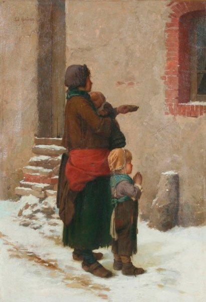 8: Antoine Edouard Joseph Moulinet, Caritas