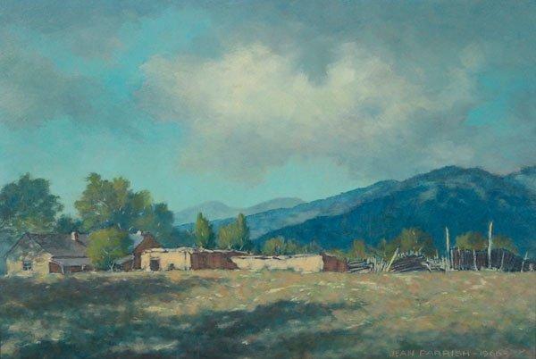 17: Jean Parrish, Landscape