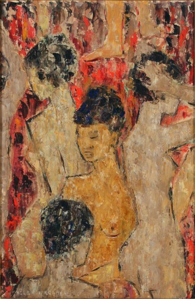 36: Helen F. Kramer, Figures