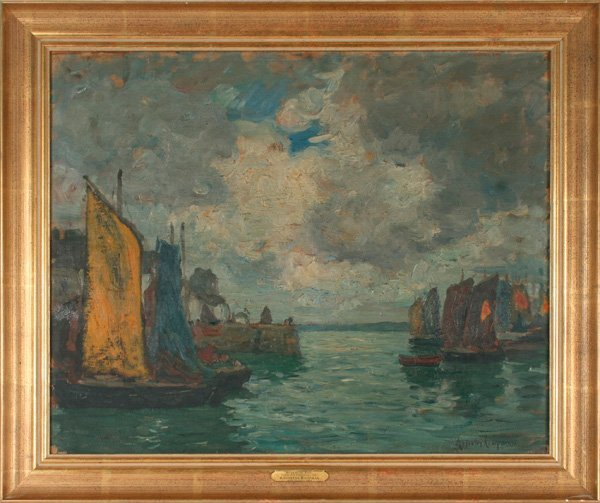 7: Augustus Koopman, Going to the Boats