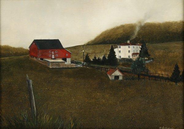 18: Karl J. Kuerner, Kuerner Farm