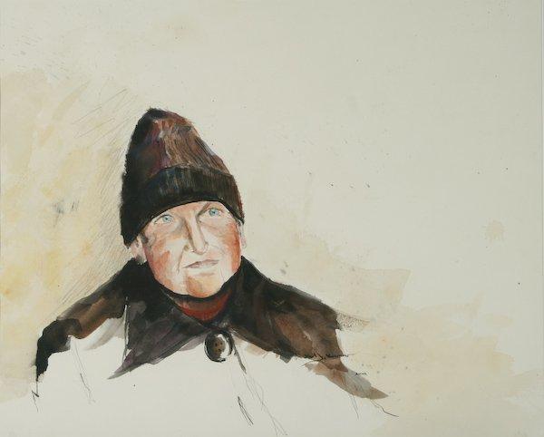 20: Karl J. Kuerner, Grandmother Anna