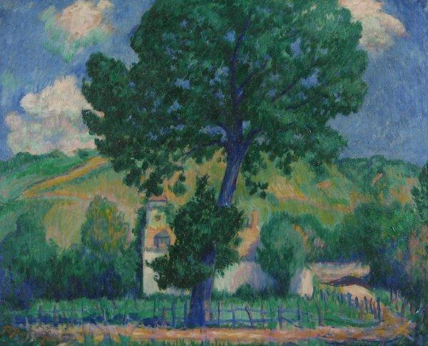 57: Theodore Earl Butler, Environs de Giverny