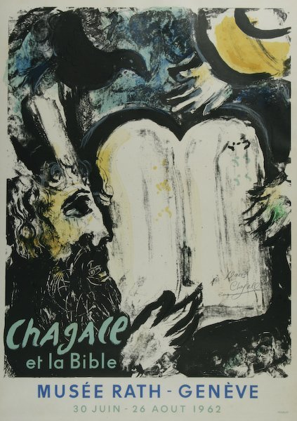14: Marc Chagall , Chagall et la Bible