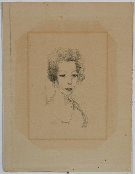 20: Marie Laurencin, Autoportrait