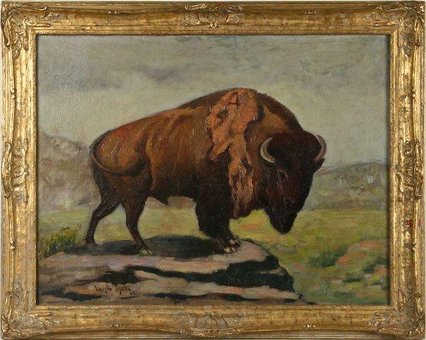 Laszlo Szabo, Buffalo
