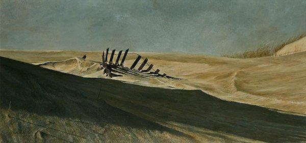 Richard G. Fish, Sand Fence