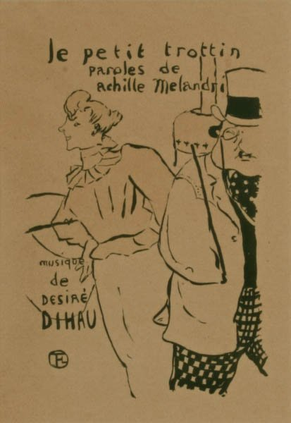 Henri de Toulouse-Lautrec, Le Petit Trottin