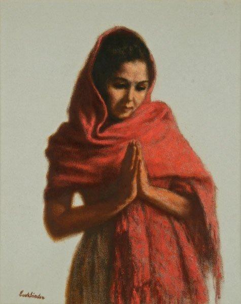 Jack Bookbinder, Prayer