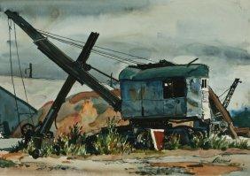 Wilmot Emerton Heitland, Back Hoe