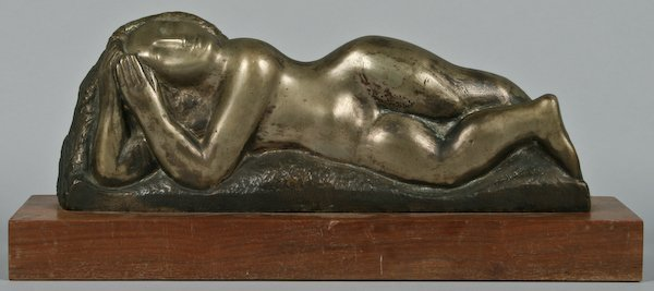 William Zorach, Tranquility