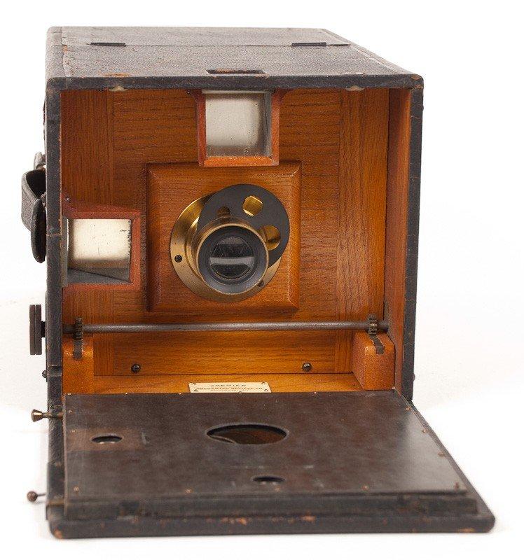 Rochester Optical Company Premier Box Plate Camera