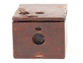 Pocket Kodak Camera  (Red Leather 95 Version)