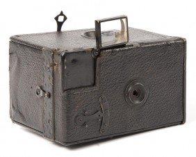 Le Pascal Motorized Roll Film Box Camera