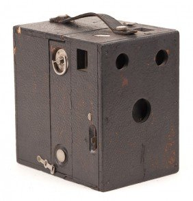Kodak No. 7 Weno Hawk-Eye Box Camera