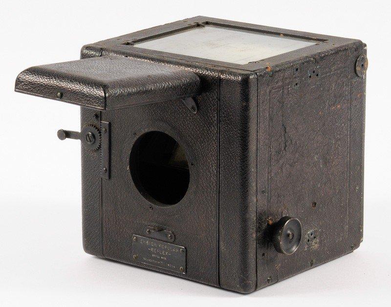 Early Ensign Popular Reflex Box Camera