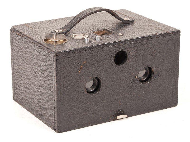 Kodak No. 2 Stereo Box Camera