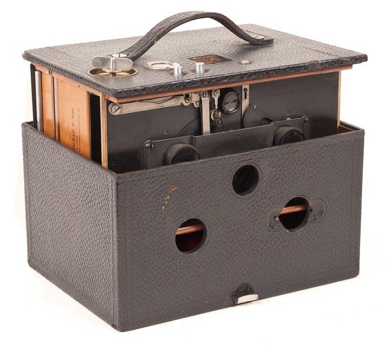 Kodak No. 2 Stereo Box Camera - 2