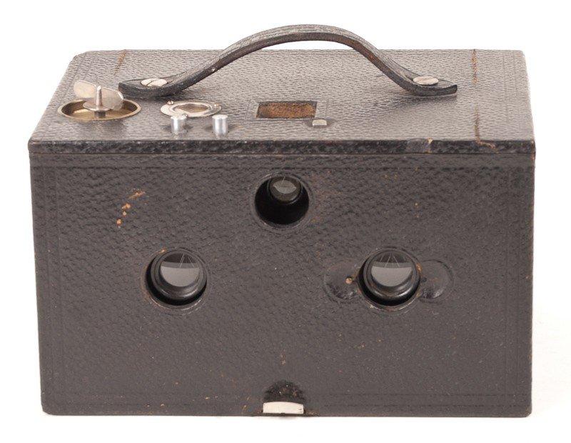 Kodak No. 2 Stereo Box Camera - 3