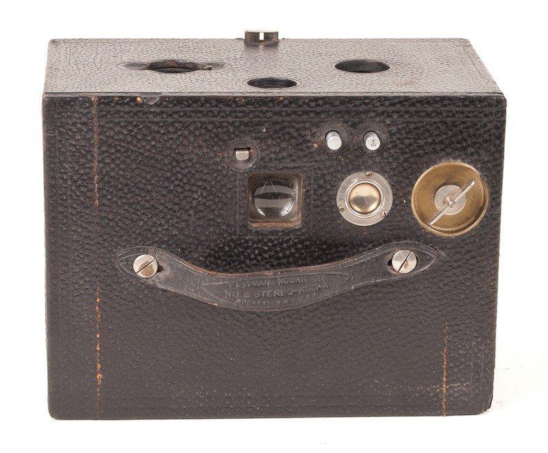 Kodak No. 2 Stereo Box Camera - 7