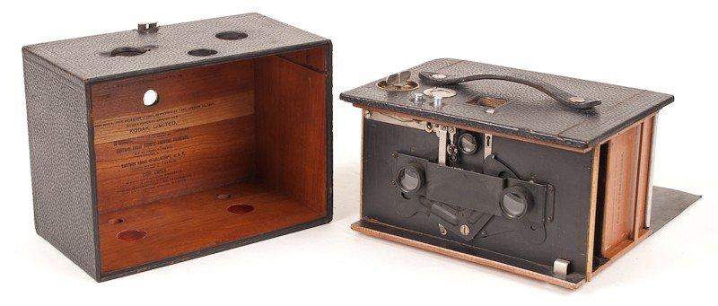 Kodak No. 2 Stereo Box Camera - 8